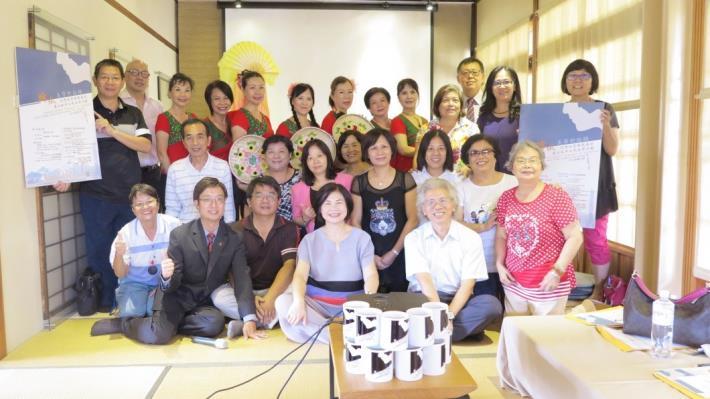跨域美學對話錄:從理性思辨開展的臺北城市公民美學行動開跑記者會照片[開啟新連結]