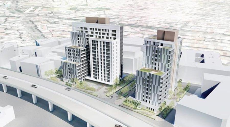 興建萬華福民社會住宅