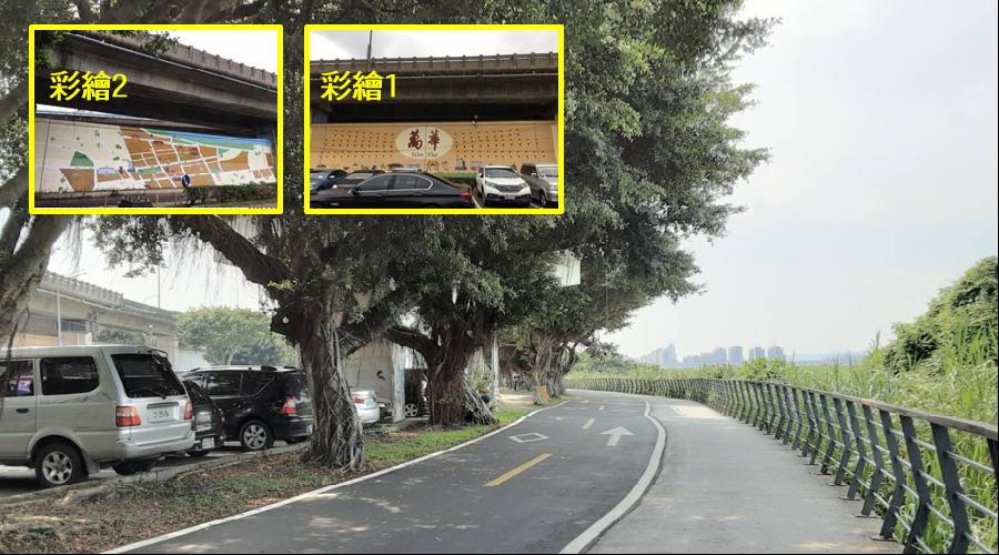 107年參與式預算提案--桂林水門堤外賞鳥園區入口意象