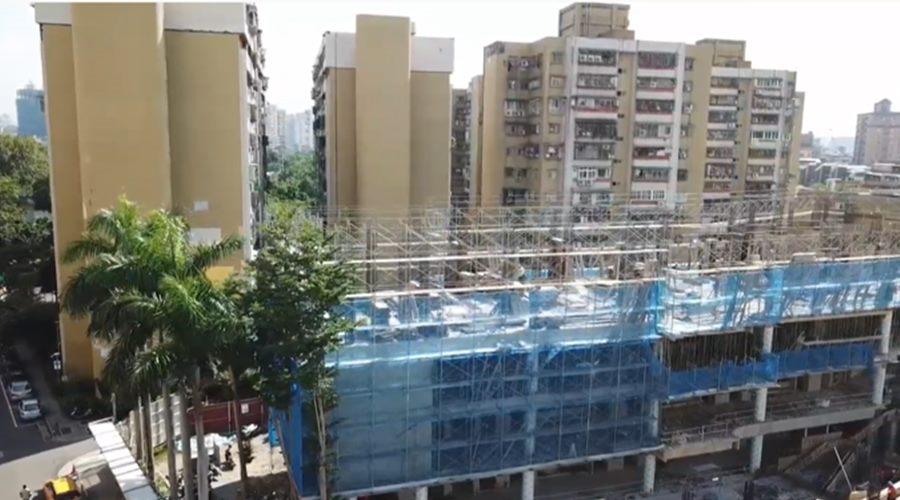 新和國小整體改建工程(含319席地下公共停車場等)