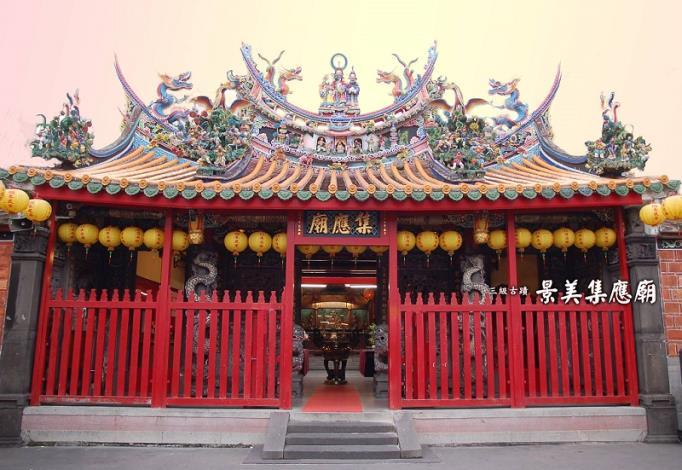 文山區三級古蹟 - 景美集應廟