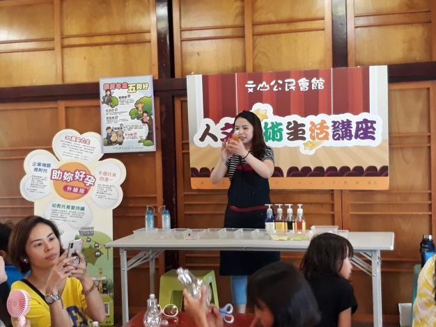 7月暑假親子夏令營-閃亮星空瓶DIY