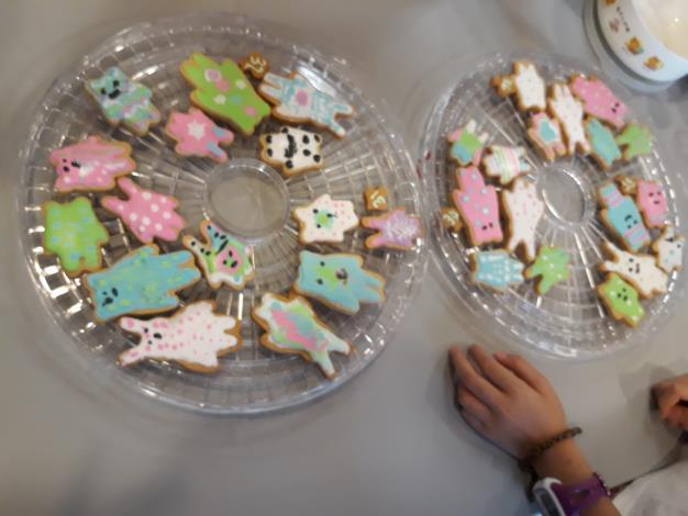 兒童夏令營-兒童手做~糖霜餅乾