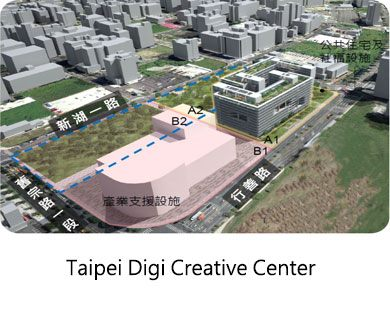 Taipei Digi Creative Center