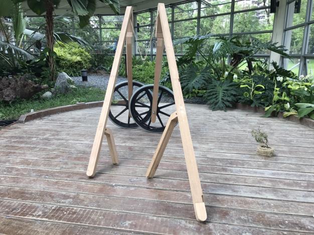 圖6. 兩個輪子