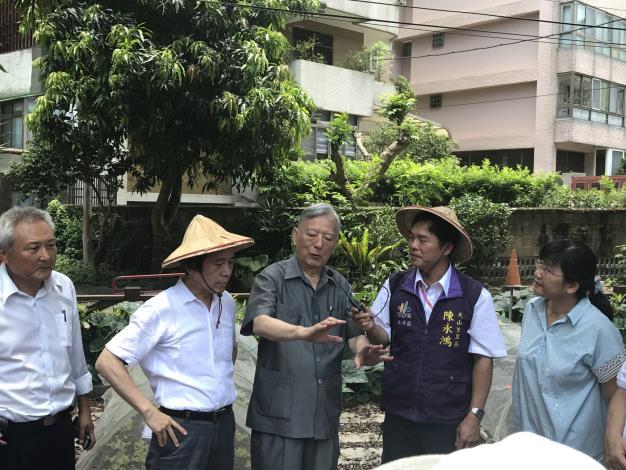 (圖22)林副市長訪視天山里田園基地5[開啟新連結]