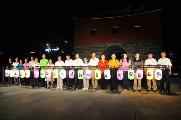 燦爛的臺北城點燈活動相片3[開啟新連結]