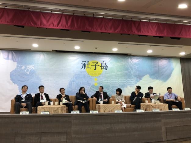 圖4 綜合討論臺北市政府各局處長官跟學業界專家與民眾相互交流討論[開啟新連結]