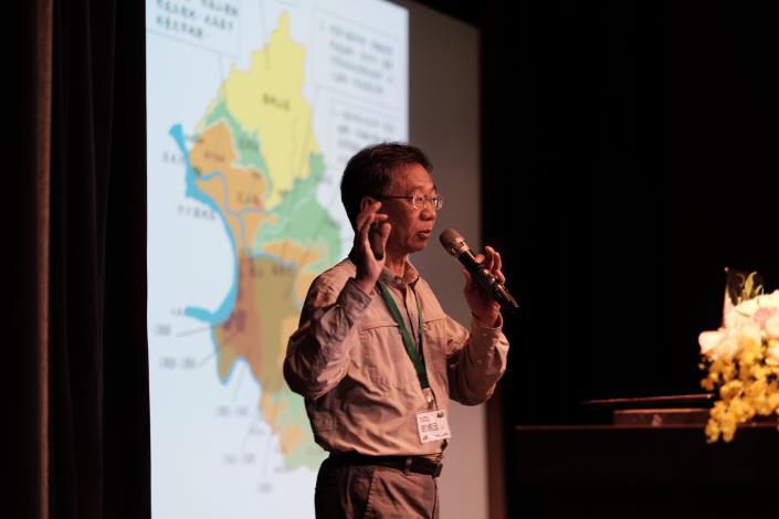 06郭城孟副教授主講生態台北城市願景