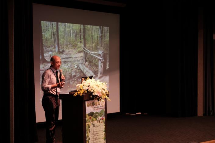 08張俊彥教授主講公園綠化對使用者與環境的影響分析