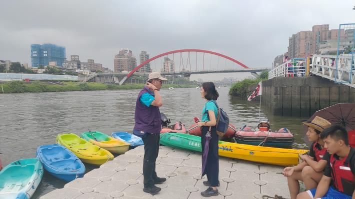 松山區108年錫口文化節水上活動