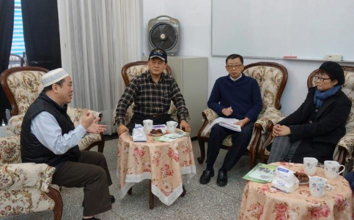 Commissioner Chen Visits Religious Leaders Discusses Needs Of Migrant Workers