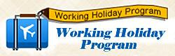 Working Holiday Program[Open in new window]