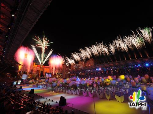 2009 Deaflympics _ Fireworks