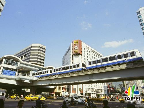 MRT Wenshan-Neihu Line _ Nanjing...