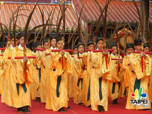 Confucius Birthday Ritual