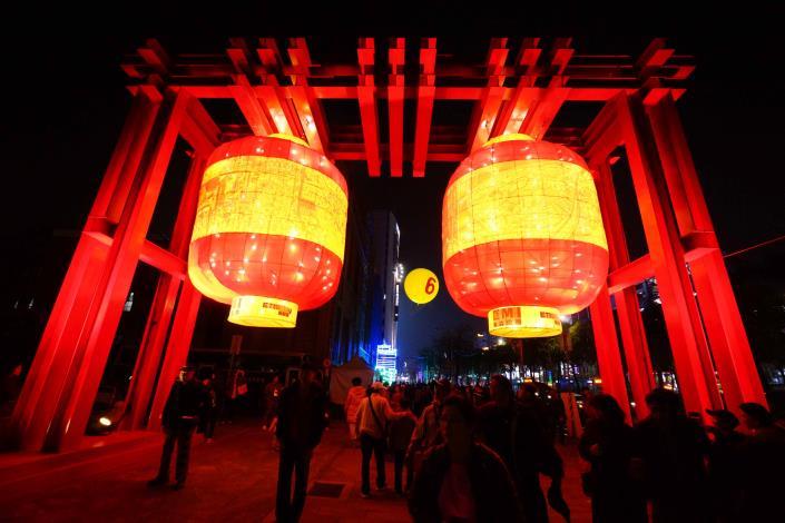 2018 Taipei Lantern Festival01