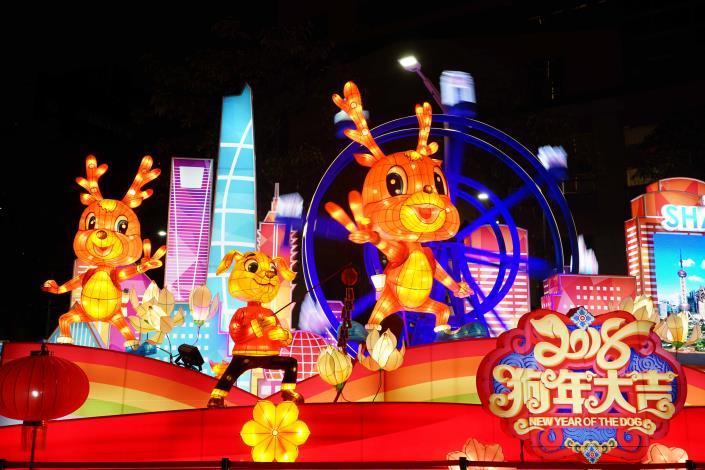 2018 Taipei Lantern Festival12