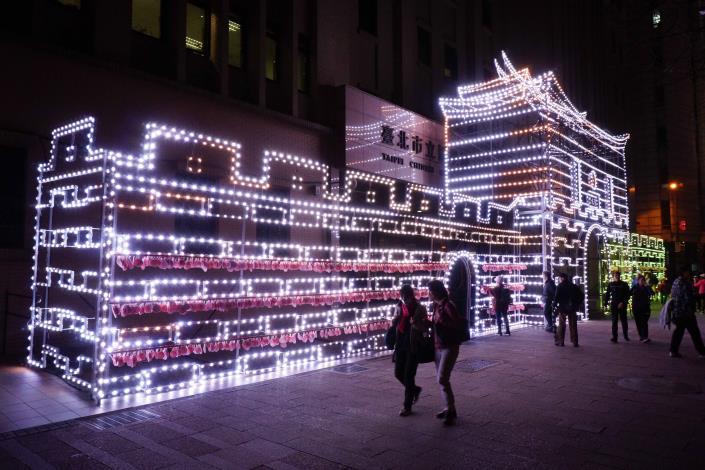 2018 Taipei Lantern Festival02