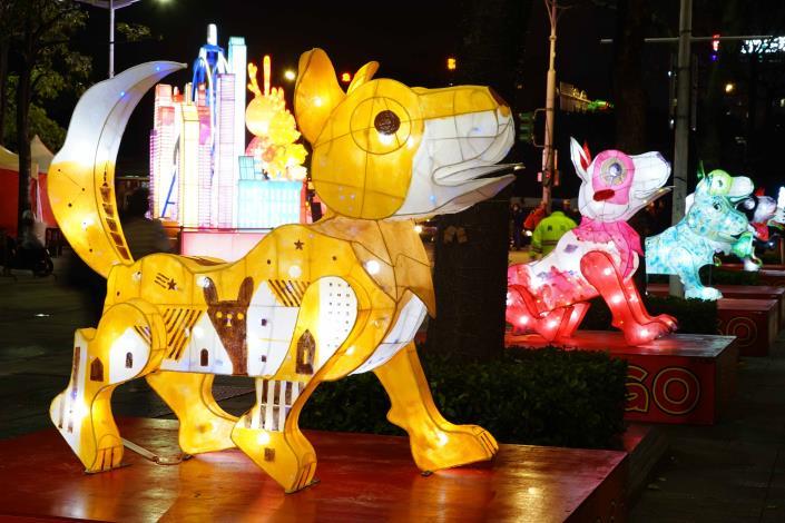 2018 Taipei Lantern Festival13