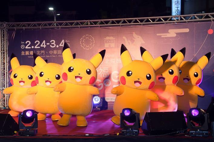 2018 Taipei Lantern Festival20