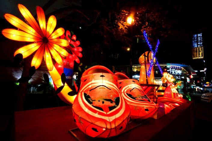 2018 Taipei Lantern Festival07