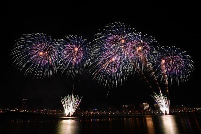 2019 Big Inaba Valentine's Day Fireworks