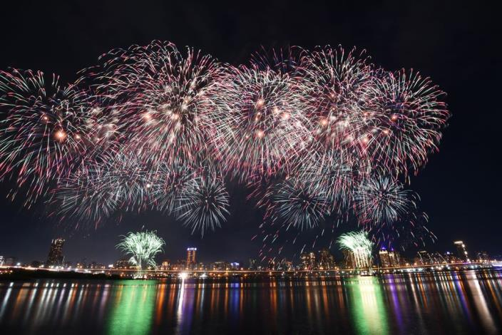 2020 Dadaocheng Valentine's Day Fireworks 003