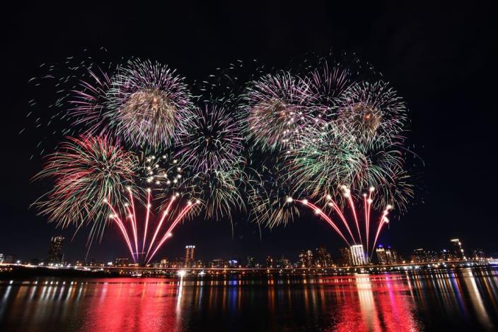 2020 Dadaocheng Valentine's Day Fireworks 007