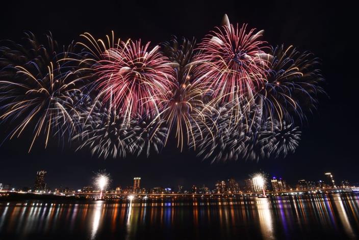 2020 Dadaocheng Valentine's Day Fireworks 011
