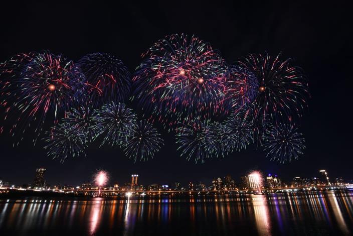 2020 Dadaocheng Valentine's Day Fireworks 013