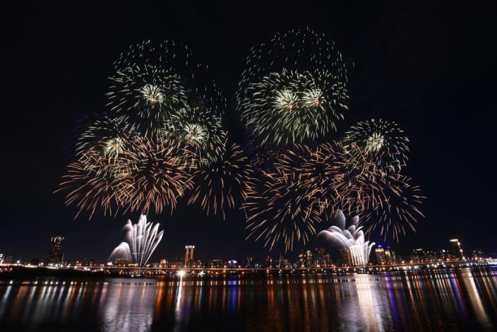 2020 Dadaocheng Valentine's Day Fireworks 014