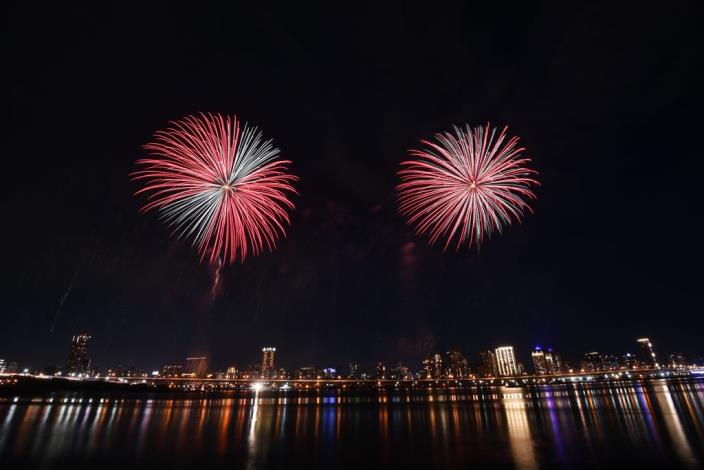 2020 Dadaocheng Valentine's Day Fireworks 009