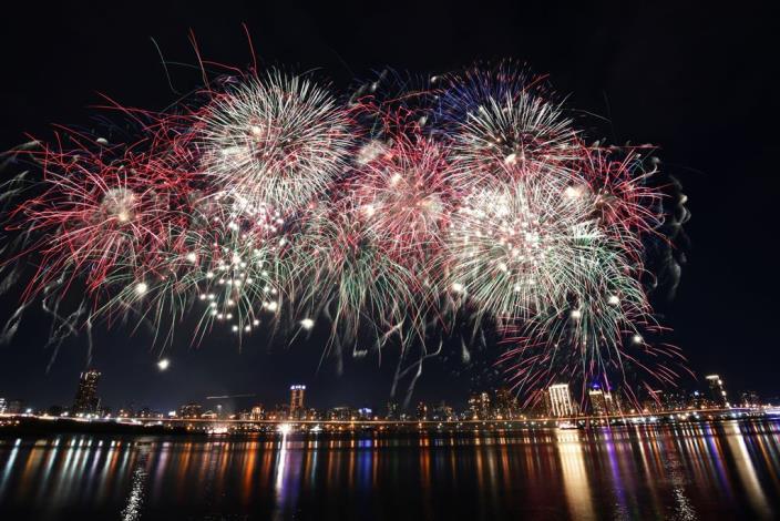 2020 Dadaocheng Valentine's Day Fireworks 002