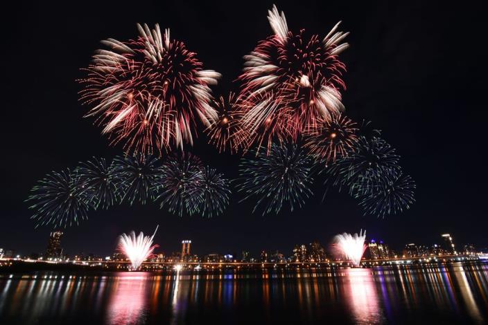 2020 Dadaocheng Valentine's Day Fireworks 001