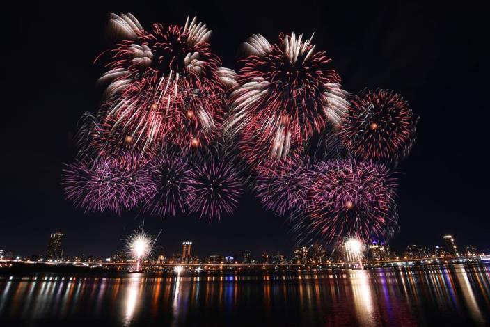 2020 Dadaocheng Valentine's Day Fireworks 012