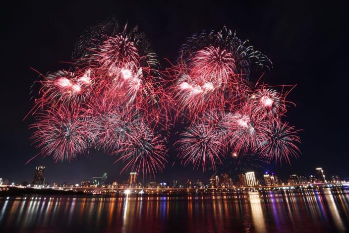 2020 Dadaocheng Valentine's Day Fireworks 004