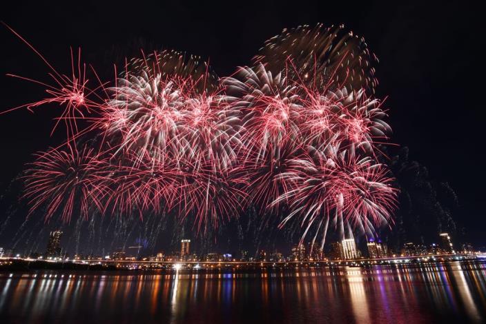 2020 Dadaocheng Valentine's Day Fireworks 005