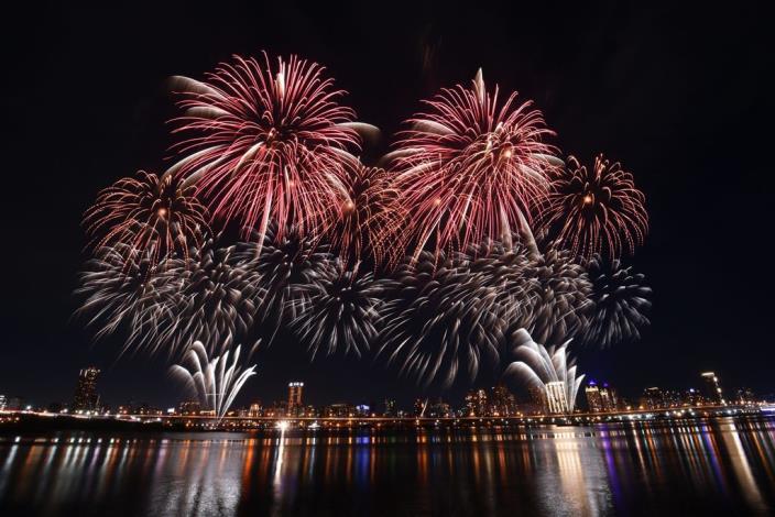 2020 Dadaocheng Valentine's Day Fireworks 015