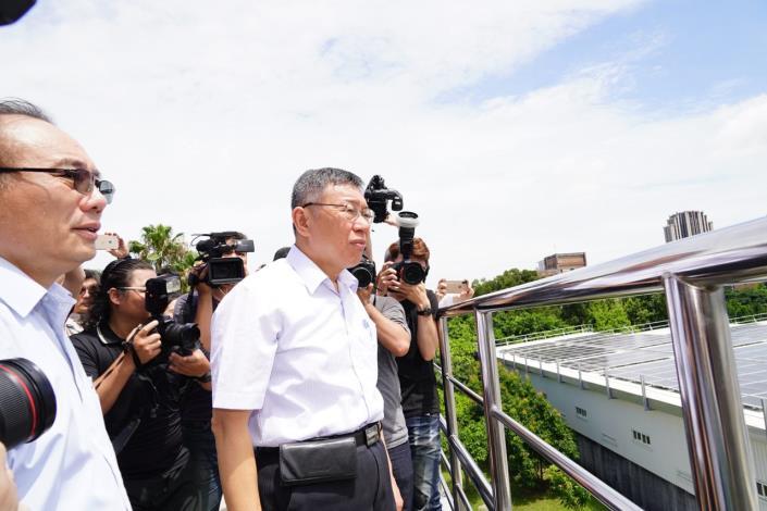 012_長興淨水場太陽光電系統啟用典禮