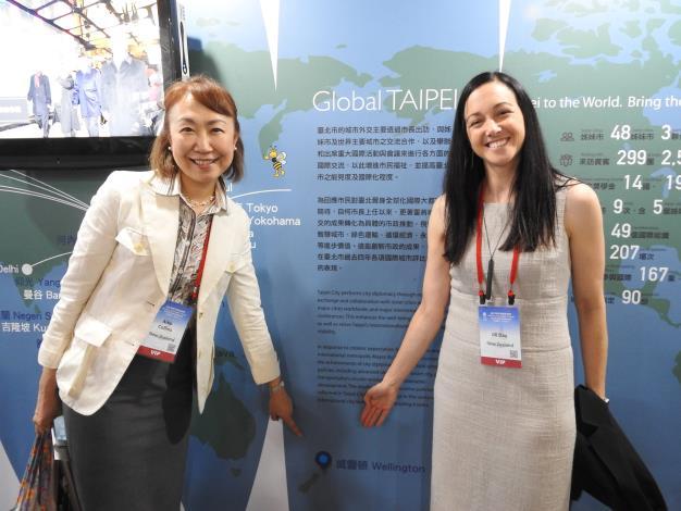 20180831_Deputy_Mayor_Jill_Day_of_Wellington(New_Zealand)_visits_Taipei