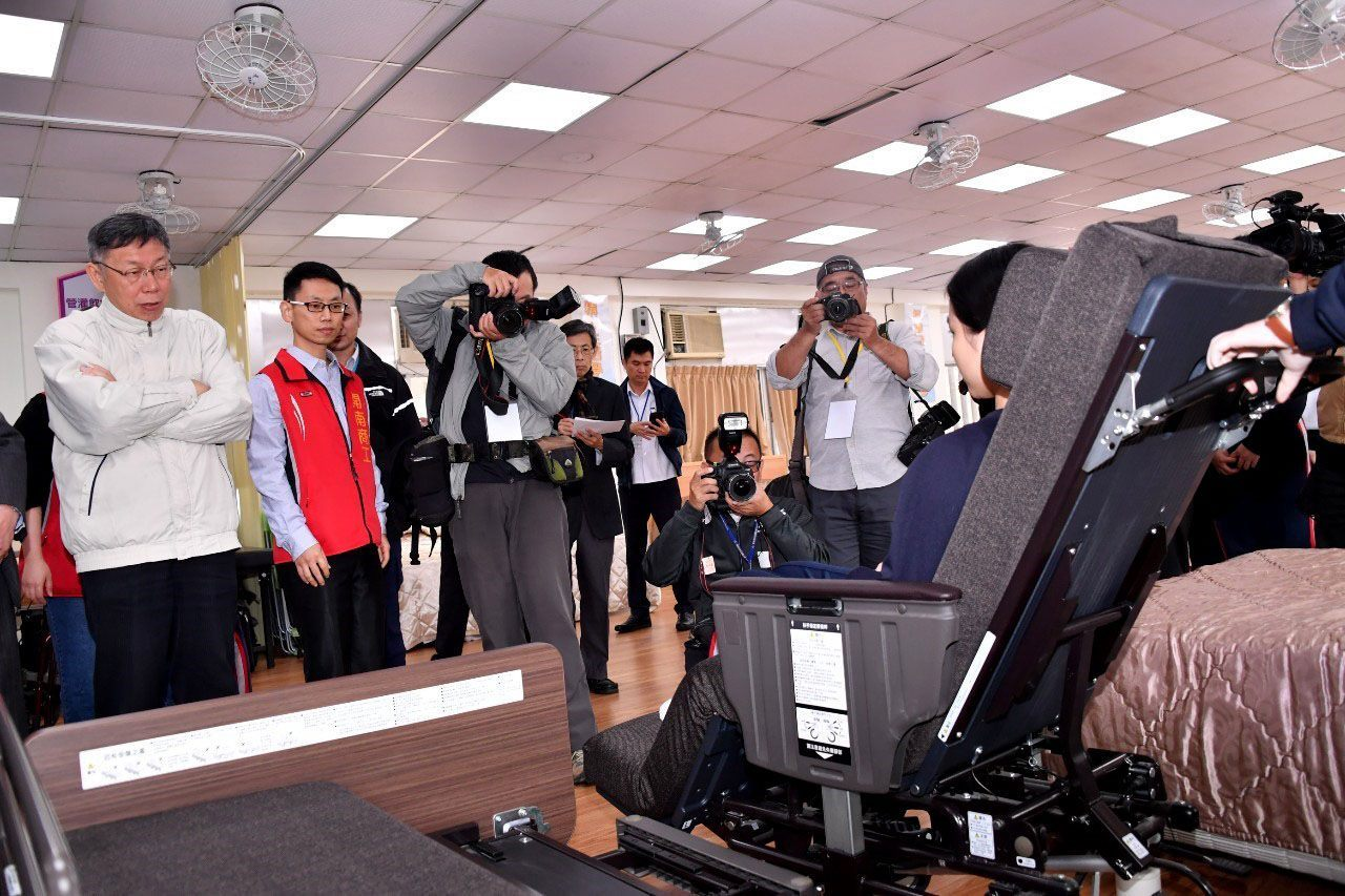 1081223__Taipei City Government's industry–academia collaboration program between vocational high schools and healthcare institutions