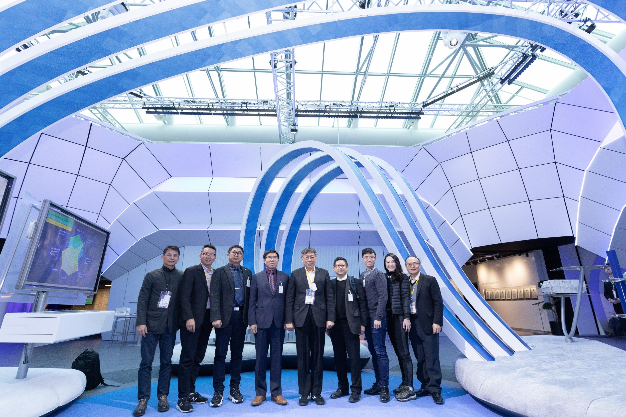 1090120_Mayor Ko visited the Nokia Executive Experience Center in Helsinki, Finland.