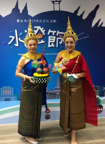 水燈節當天還會有台灣越藝協會精彩演出