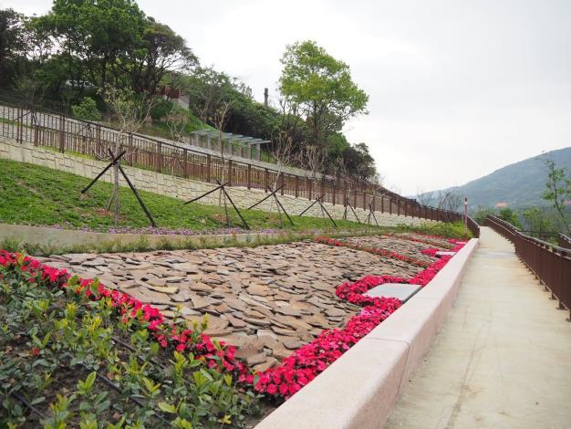 陽明山花葬區