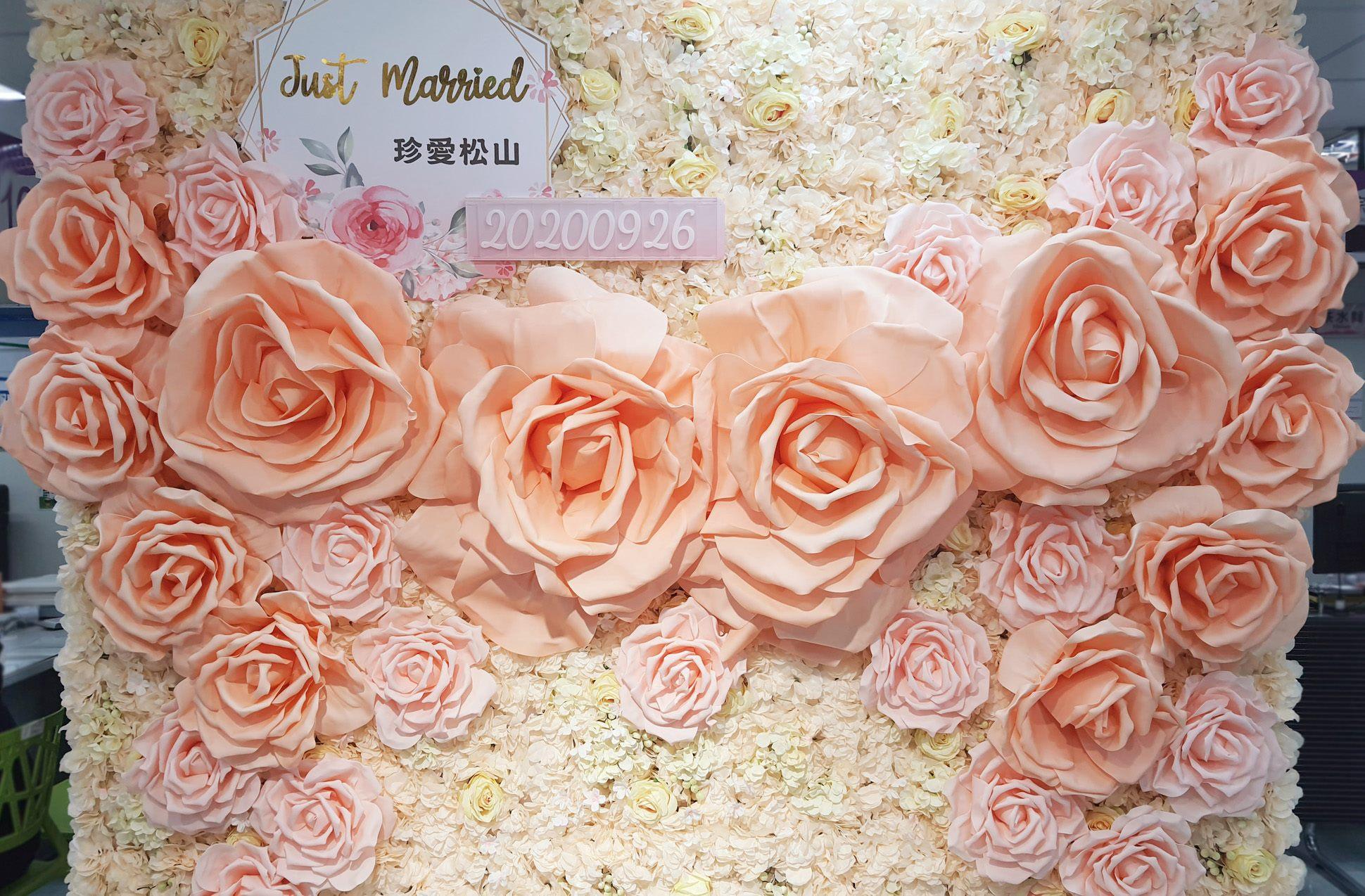 臺北市松山區戶政事務所_綻放的玫瑰是我心跳的聲音(另開視窗)