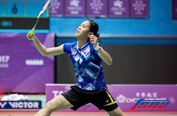 奪下臺北世大運羽球女子銅牌