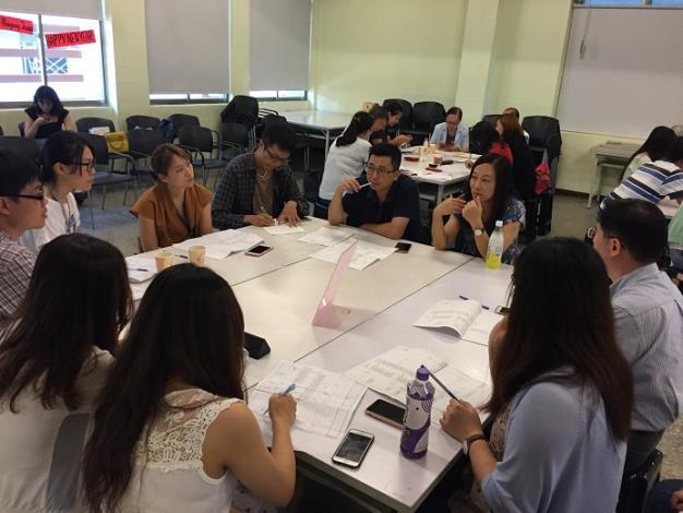 臺北市新移民參與式預算提案審議工作坊(第一階段)