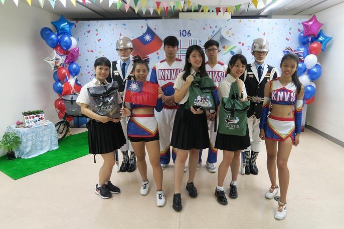 中華民國106年國慶升旗暨慶祝活動記者會