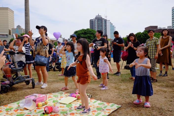 國際家庭日草地園遊會